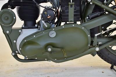 Lot 149 - 1944 Triumph 3HW  350cc