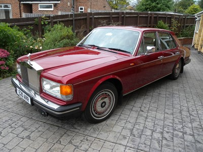 Lot 342 - 1994 Rolls Royce Silver Spirit III