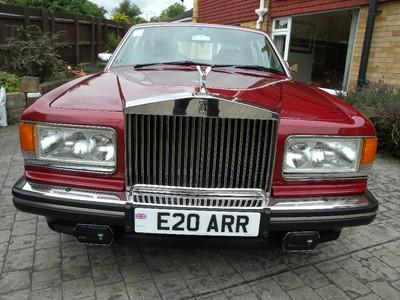 Lot 342 - 1994 Rolls Royce Silver Spirit III