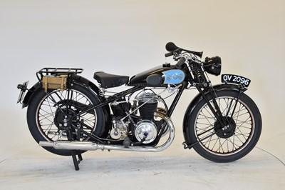 Lot 151 - 1931 S.O.S. 350cc