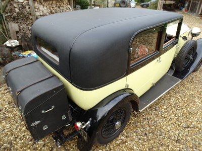 Lot 328 - 1932 Rolls-Royce 20/25 Saloon