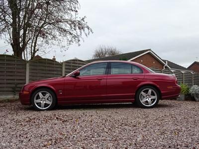Lot 315 - 2004 Jaguar S-Type R