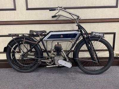 Lot 152 - 1908 Rex 3 1/2 hp 450cc