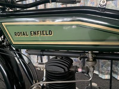 Lot 154 - 1929 Royal Enfield Model 201 225cc
