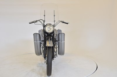 Lot 155 - 1950 Triumph T100 Tiger 500cc