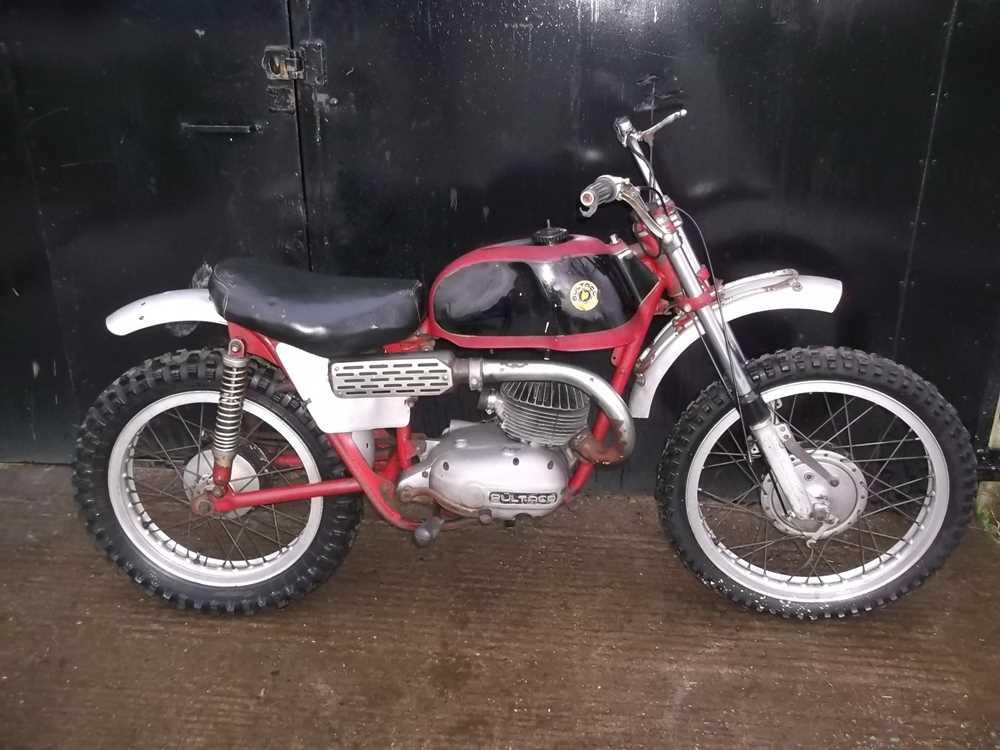 Lot 69 - 1967 Bultaco Matador
