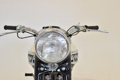 Lot 157-1959 Triumph T100 Tiger 499cc