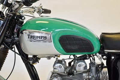 Lot 159-1969 Triumph T100T Daytona