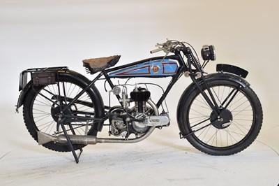 Lot 165 - 1923 Rex Acme 348cc