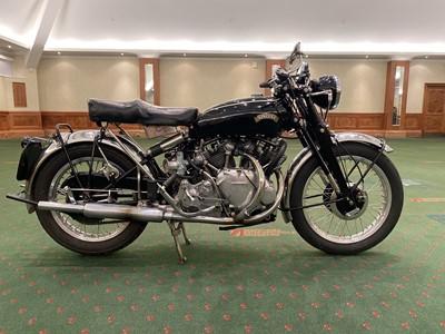 Lot 116 - 1952 Vincent Rapide Series C