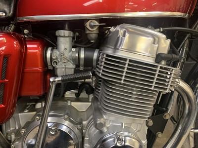 Lot 31 - 1969 Honda CB750 K0