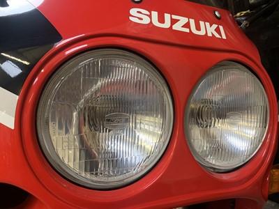 Lot 26 - 1990 Suzuki GSXR1100