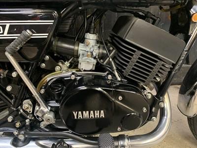 Lot 28 - 1976 Yamaha RD250