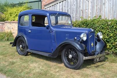 Lot 301 - 1938 Austin Seven Ruby