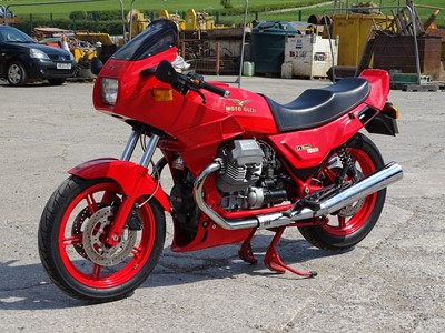 Lot 95 - 1994 Moto Guzzi 1000 Le Mans V Ultima Edizione