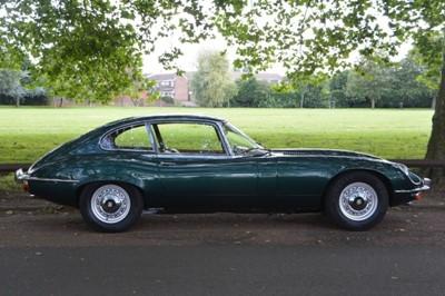 Lot -1972 Jaguar E-Type V12 Coupe
