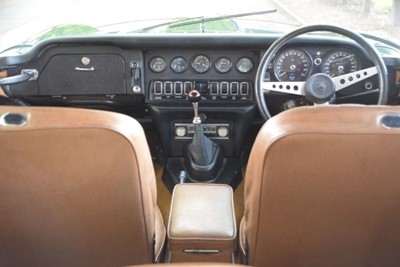 Lot 1972 Jaguar E-Type V12 Coupe