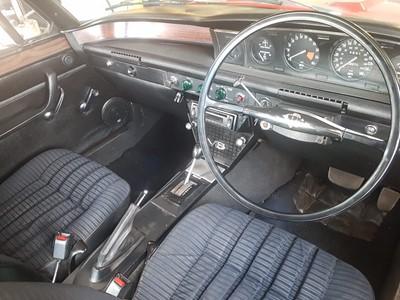 Lot -1974 Rover P6 3500
