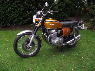 Lot 22 - 1974 Honda CB750