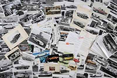 Lot 3 - Quantity of Photographs Depicting American Vehicles