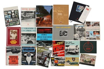 Lot 9 - Quantity of Motor Racing Literature