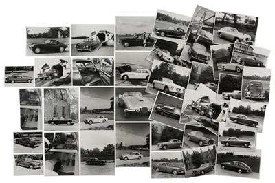 Lot 13 - Quantity of Original Bristol Cars Press Photographs