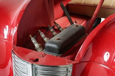 Lot 28 - Austin J40 Pedal Car