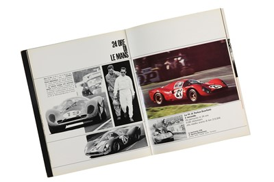 Lot 56 - Ferrari Yearbook - 1967
