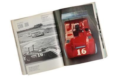 Lot 57 - Ferrari Combined Yearbook - 1968/69/70