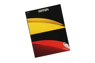 Lot 58 - Ferrari Yearbook - 1990