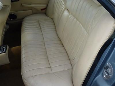 Lot 30 - 1986 Jaguar Sovereign 4.2 Auto