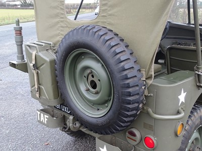 Lot 35 - 1944 Ford GPW Jeep