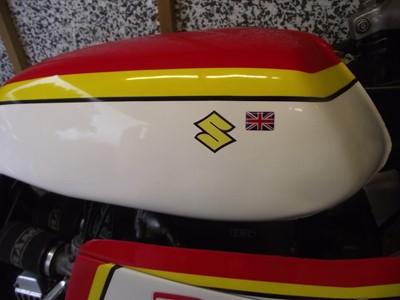 """Lot 24 - Suzuki GT750 """"Sheene Replica"""""""