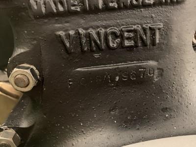 Lot 53 - c1995 Egli Vincent 1200cc