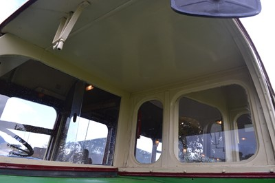 Lot 314 - 1947 Leyland Tiger PS1 Single-Deck Bus