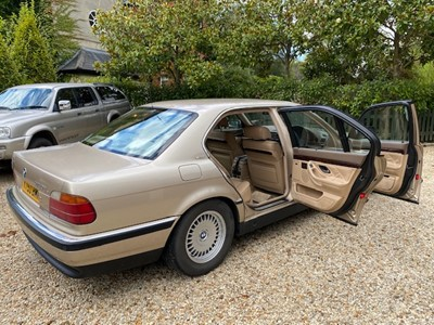 Lot 362 - 1995 BMW 750iL
