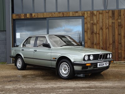 Lot 338 - 1984 BMW 320I Auto