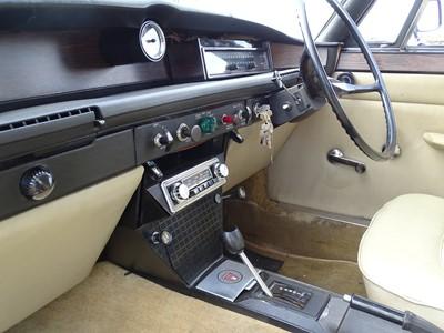 Lot 331 - 1973 Rover P6 2000 SC