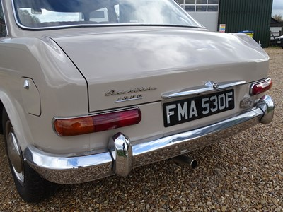 Lot 311-1968 Austin 1800 MKI