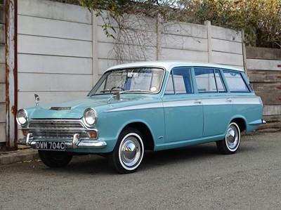 Lot 45 - 1965 Ford Cortina MK1 1500 Deluxe Estate