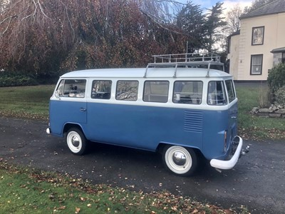 Lot 364 - 1971 Volkswagen Type 2 Transporter