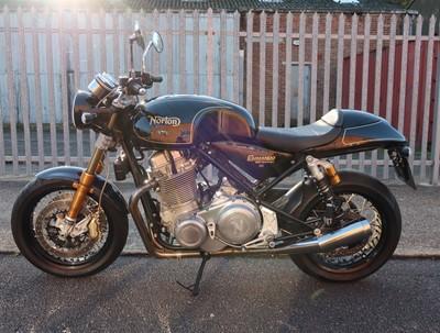 Lot 29-2017 Norton Commando 961 Sport