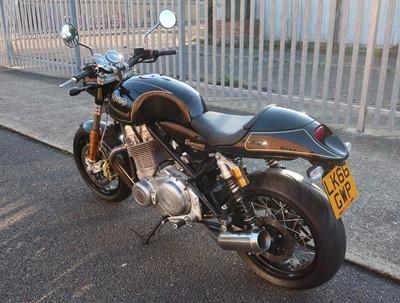 Lot 29 - 2017 Norton Commando 961 Sport