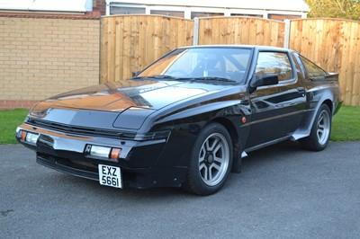 Lot 305-1988 Mitsubishi Starion EX Widebody Turbo
