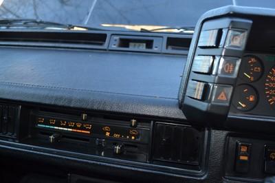 Lot 305 - 1988 Mitsubishi Starion EX Widebody Turbo