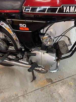 Lot 20 - 1981 Yamaha FS1E DX