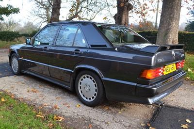 Lot 374 - 1989 Mercedes-Benz 190E 2.5-16