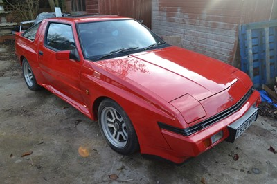 Lot 363 - 1988 Mitsubishi Starion EX Widebody Turbo