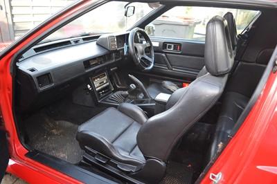 Lot 363 - 1988 Mitsubishi Starion EX Widebody Turbo