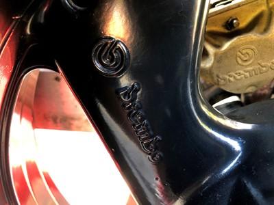 Lot 203 - Ducati '3D Cup' Racer